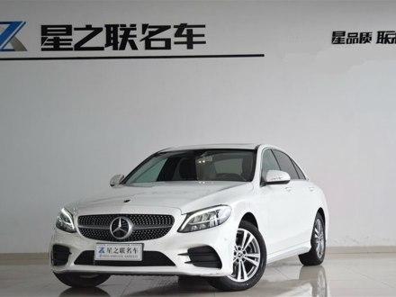 奔驰C级 2019款 C 180 L 时尚型运动版