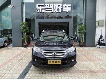 本田CR-V 2013款 2.0L �沈��典版