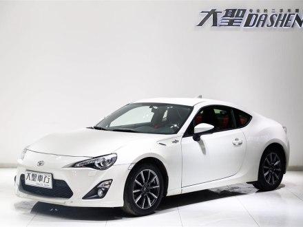 丰田86 2014款 2.0L 手动豪华型