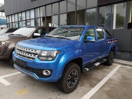 黄海N2 2018款 2.8T四驱柴油运动版
