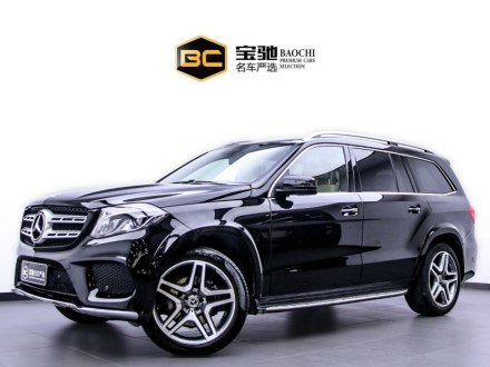 奔�YGLS 2018款 改款 GLS 400 4MATIC豪�A型