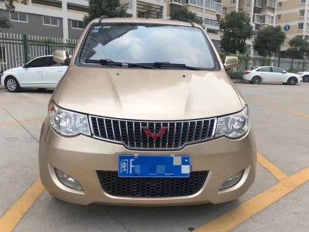 五菱宏光 2010款 1.2L舒适型国IV