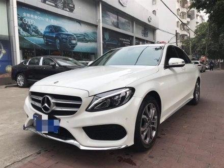 奔�YC� 2017款 改款 C 180 L �r尚型�\�影�