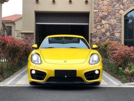 Cayman 2013款 Cayman 2.7L