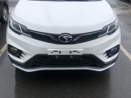 东南DX3 2018款 1.5T CVT尊贵型