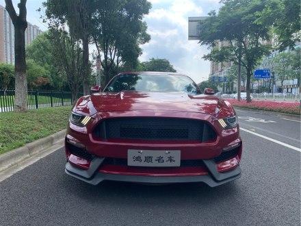 Mustang 2015款 美�版