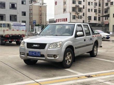 宝典 2013款 2.8T两驱柴油舒适超值版