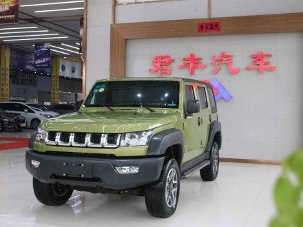 北京BJ40 2016款 40L 2.3T ?#36828;?#22235;驱尊享版