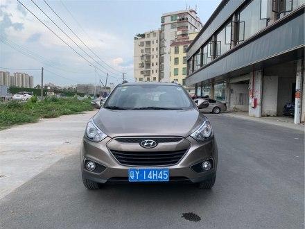 北京现代ix35 2012款 2.0L 自动两驱精英版GLS