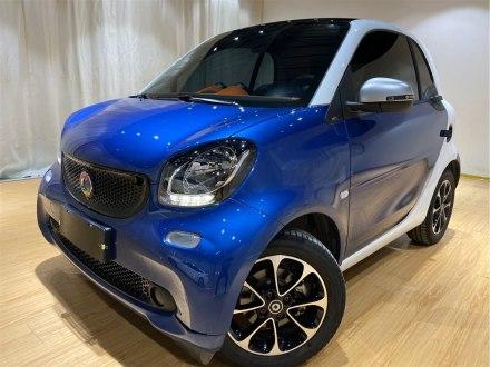 smart fortwo 2018款 1.0L 52千瓦20周年特别版 国V