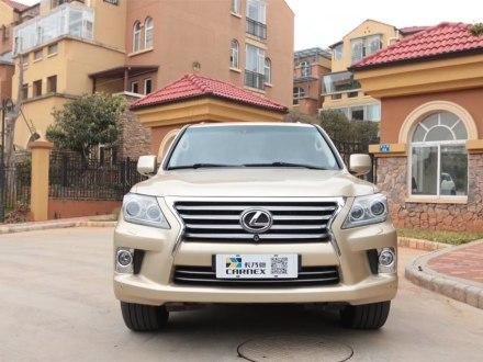 雷克萨斯LX 2007款 570