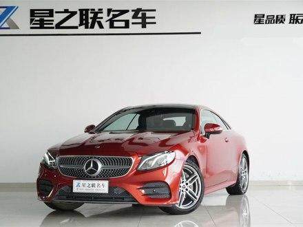 奔驰E级(进口) 2017款 E 200 轿跑车