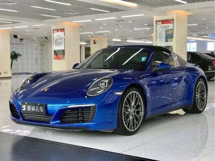 保时捷911 2016款 Targa 4 3.0T
