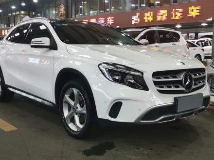 奔�YGLA 2017款 GLA 200 �r尚型