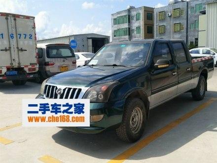 财运300 2010款 2.8T-VE柴油标准型长货箱