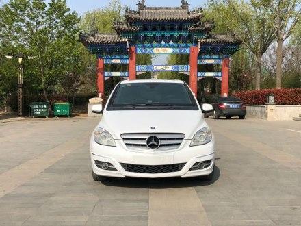 奔�YB� 2012款 B 200