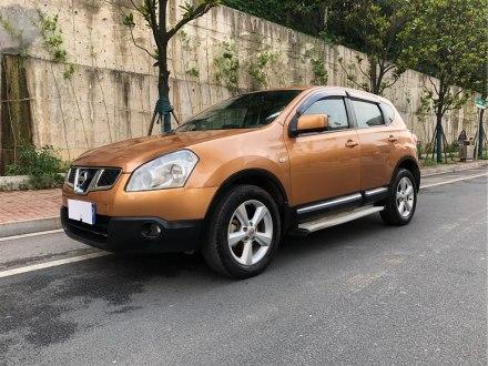 逍客 2012款 2.0XV 雷 CVT 2WD