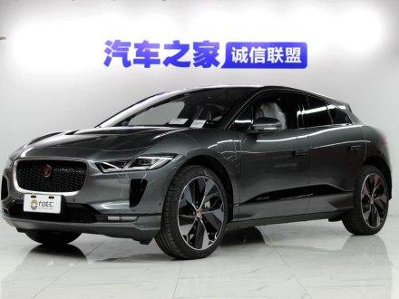 捷豹I-PACE 2018款 EV400 首�l限量版
