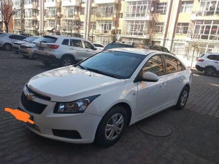 科鲁兹 2012款 1.6L SL MT