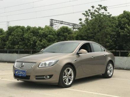 君威 2011款 2.4L SIDI旗舰版