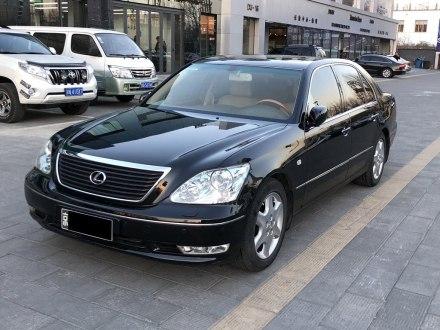 雷克萨斯LS 2005款 430