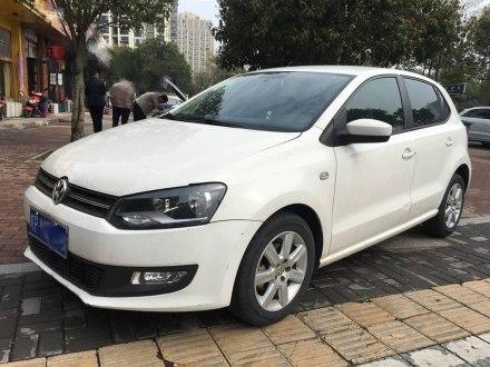Polo 2014款 1.4L 自动舒适版