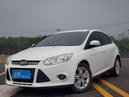 福克斯 2012款 两厢 1.6L 手动舒适型