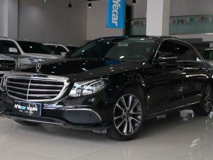 奔驰E级 2016款 E 200 L