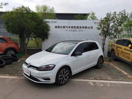 高��夫 2018款 280TSI 自�悠炫�型
