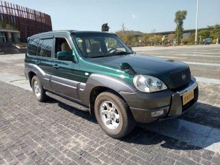 特拉卡 2008款 2.4L 手动四驱豪华