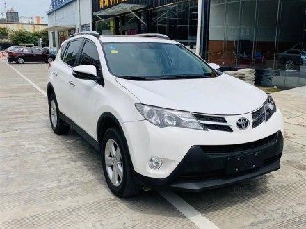 RAV4荣放 2013款 2.0L CVT四驱新锐版
