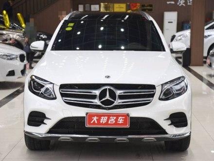 奔驰GLC 2018款 GLC 260 4MATIC 豪华型