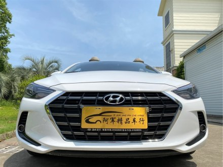 �I�� 2019款 1.5L CVT智炫・精英型
