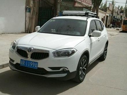 中华V5 2016款 1.5T 自动两驱运动型