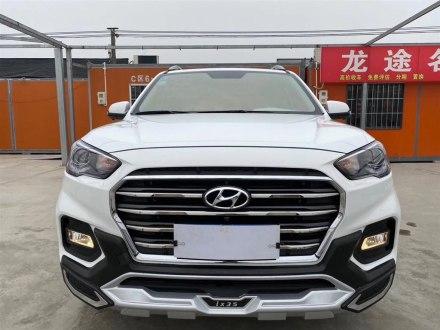 北京�F代ix35 2019款 2.0L 自��沈�智勇・�陈�版 ��V
