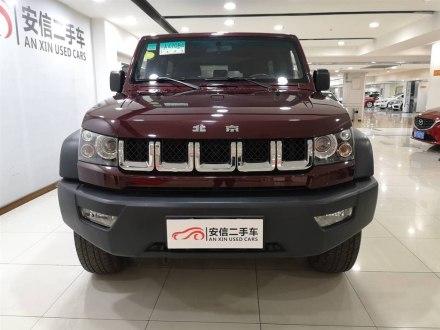 北京BJ40 2016款 40L 2.0T 手动两驱豪华版