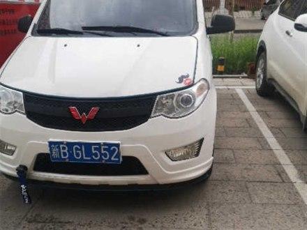 五菱宏光 2015款 1.5L S 基本型国V