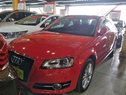 奥迪A3(进口) 2012款 Sportback 1.8T 尊贵型