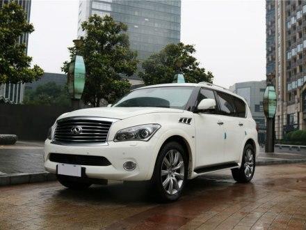 英菲尼迪QX80 2013款 5.6L 4WD