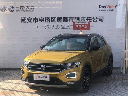 T-ROC探歌 2018款 280TSI DSG四�舒�m型 ��V