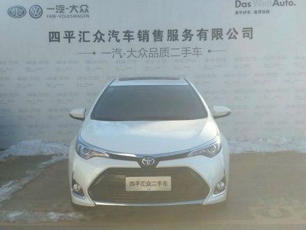 雷凌 2017款 1.2T V CVT豪�A版