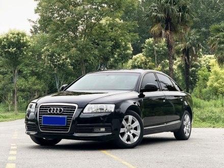 奥迪A6L 2011款 2.4L 舒适型