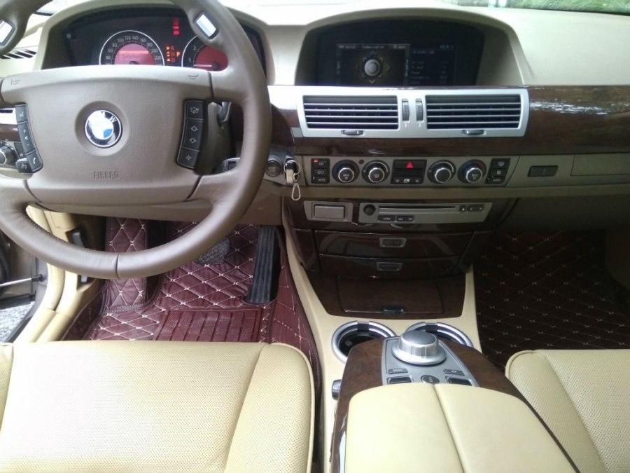2005款 宝马7系 730li