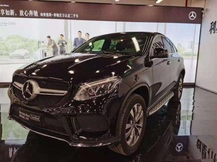 奔�YGLE�I跑 2017款 GLE 400 4MATIC �I跑SUV