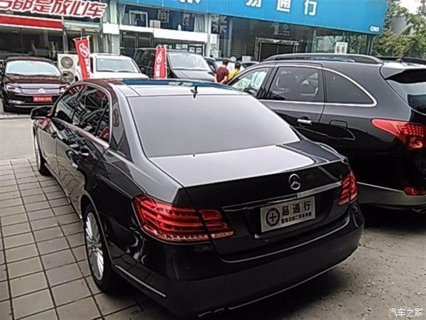 二手车之家北京二手奔驰二手奔驰e级奔驰e级2014款e260l