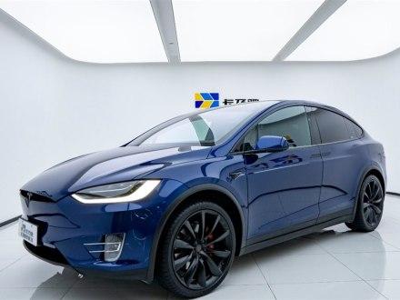 重�c二手Model X 2019款 ��世m航版