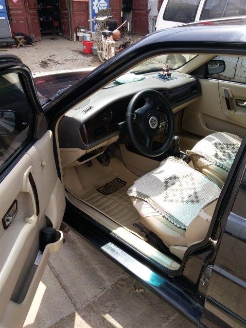 2006款 桑塔纳志俊 1.8l 自动 舒适型