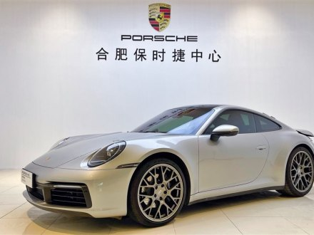 安徽二手保�r捷911 2020款 Carrera 3.0T