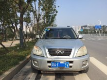 瑞虎 2010款 精英版 1.6L 手动豪华型