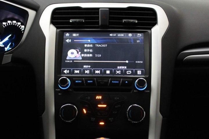 蒙迪欧 2013款 1.5l gtdi180时尚型图片